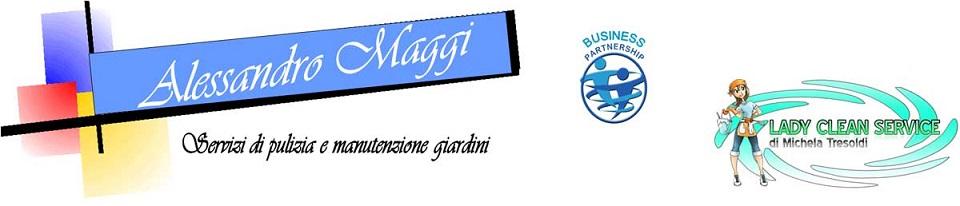 Maggi pulizia e giardini Milano-Bergamo